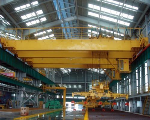 Ellsen NLH warehouse European double girder overhead crane for sale
