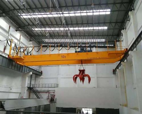 Ellsen QD double girder warehouse European crane for sale