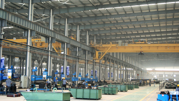 Bridge Crane Factory
