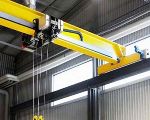 Ellsen warehouse European single beam overhead crane for sale