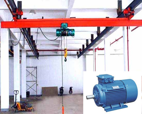 LB explosion-proof warehouse single beam bridge crane for sale