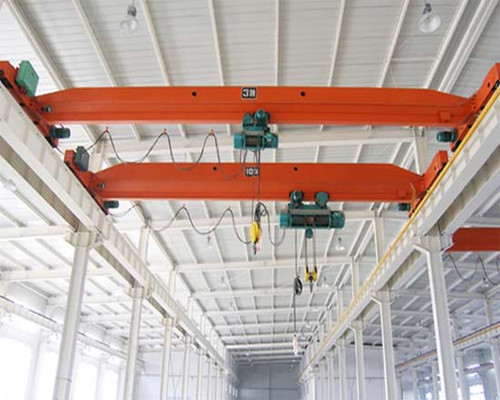 LDY Ellsen warehouse single girder hanging overhead crane for sale
