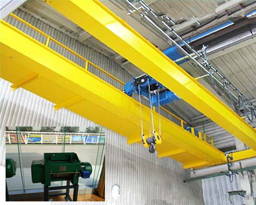 Low Headroom Warehouse Overhead Crane for Sale