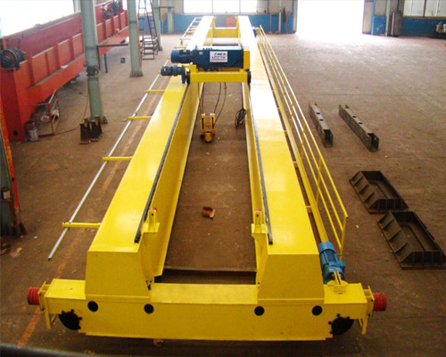 NLH overhead crane 100 ton design projects