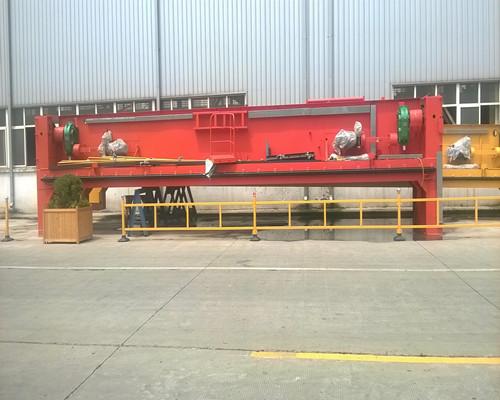 QD 100 ton overhead crane design projects
