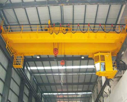 AQ-QD European Double Girder Bridge Crane for Sale