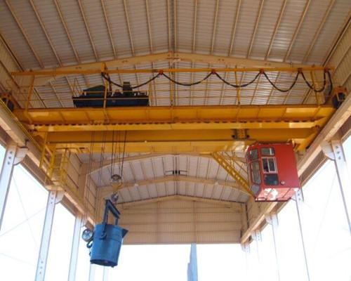 QD type double girder warehosue European overhead crane for sale