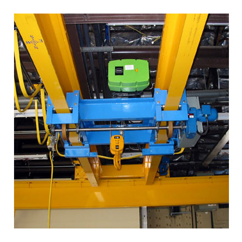 Warehouse hoist double girder brdge crane for sale