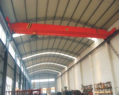 LD single girder shop overhead crane for sale
