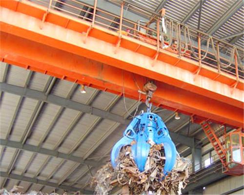Grab Crane Manufacturer