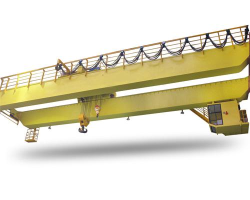 AQ-QD Type Double Girder 100 Ton Overhead Crane