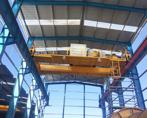 AQ-QD Double Girder 40 Ton Overhead Crane