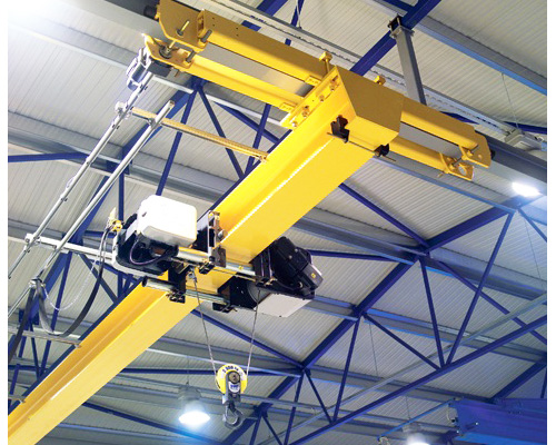 AQ-HD Type Single Girder Overhead Crane