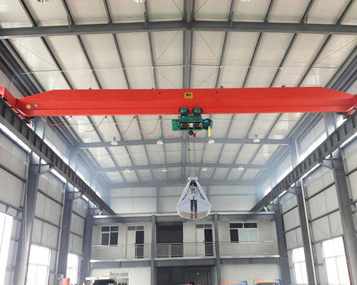 AQ-LDZ Grab Overhead Crane For Sale