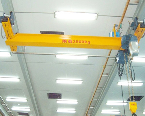 AQ-LX Single Girder Underhung Crane for Sale