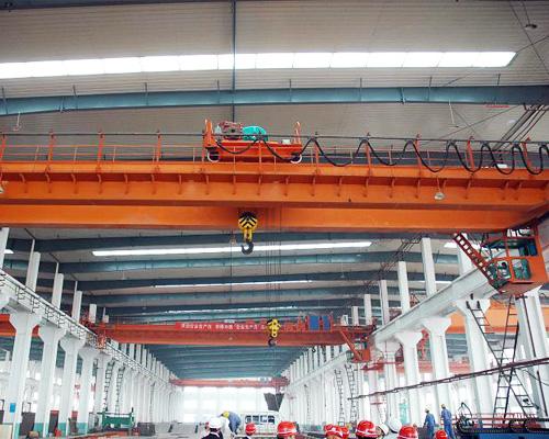 AQ-QD Type Double Girder Overhead Crane Sales