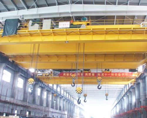 AQ-QD Type Double Girder Overhead Crane for Sale