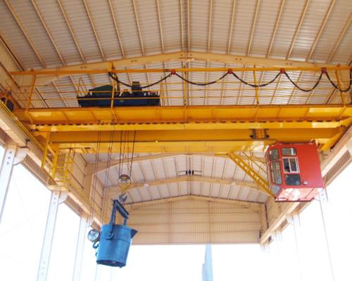 AQ-QDY Double Girder Foundry Crane