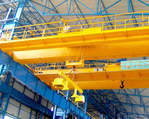 AQ-QC Magnetic Overhead Crane Price