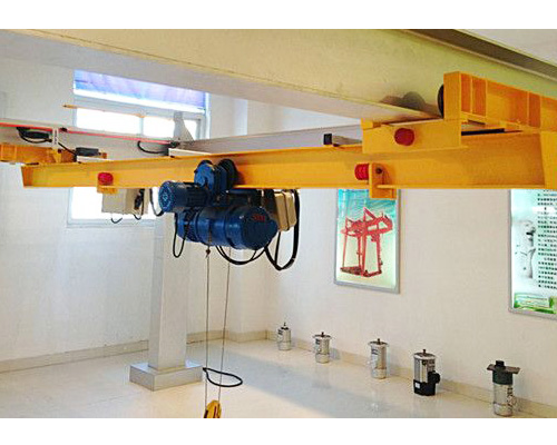Under Running Overhead Crane Manufacturer