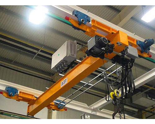 AQ-LX Type Underhung Crane for Sale