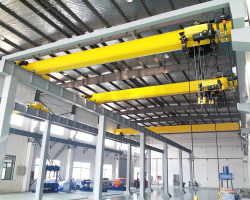 AQ-HD Type Single Girder Crane