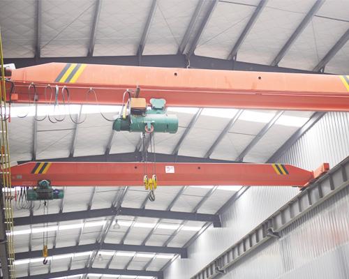 LD Type Single Girder Overhead Crane