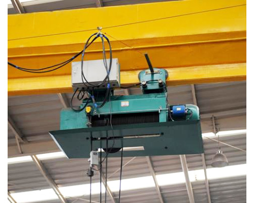 LDY Single Girder Overhead Crane
