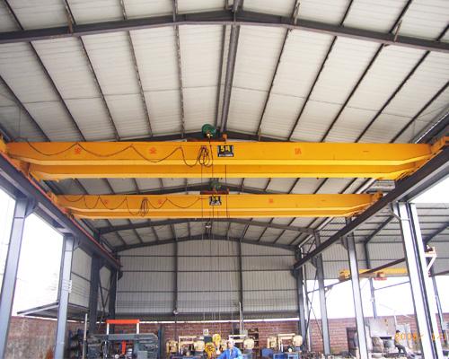 LH Electric Hoist Overhead Crane