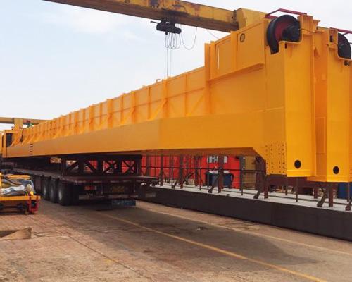 10T Double Girder Overhead Crane Sales
