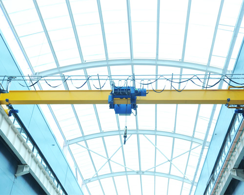 AQ-HD Single Girder Overhead Crane for Sale