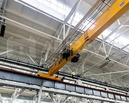 10 Ton Overhead Crane Installation