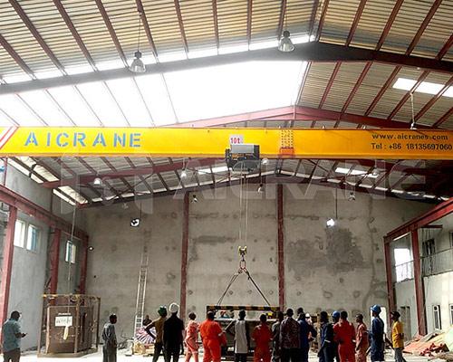 Overhead Crane in Nigeria