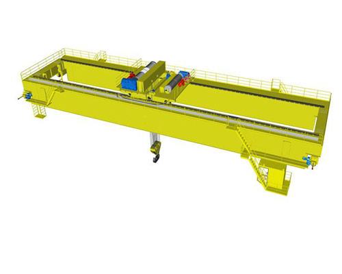 European Standard Double Girder Overhead Crane Price