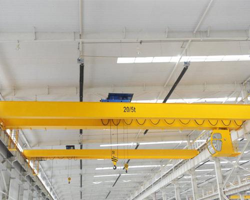 NLH Type Double Girder Overhead Crane for Sale