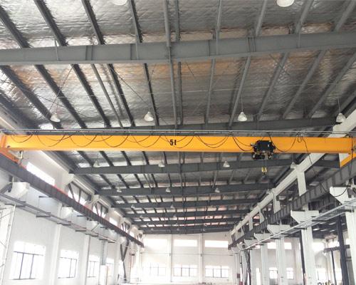 HD 5 Ton Overhead Crane Manufacturer