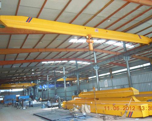 LD Single Girder 3 Ton Overhead Crane for Sale