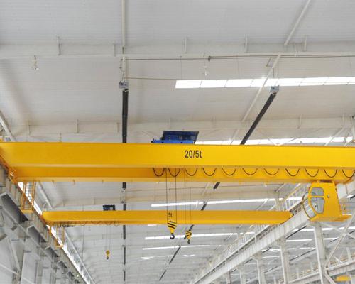AQ-NLH European Type Double Girder Crane for Sale