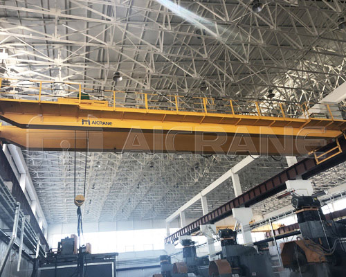 AQ-LH Double Girder Overhead Crane for Workshop