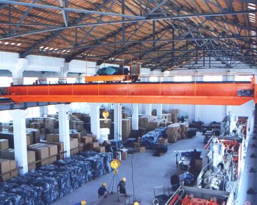 Electric Hoist 25 Ton Overhead Crane for Sale