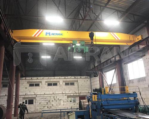 Single Girder 20 Ton Overhead Crane