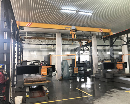 LD Single Girder Overhead Bridge Crane