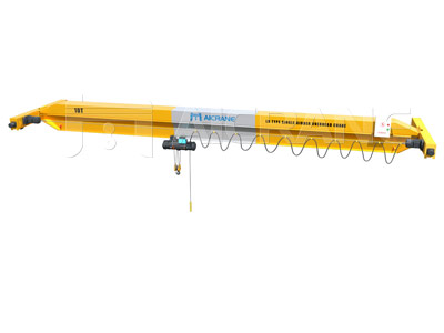 Standard Single Girder Crane for Sale