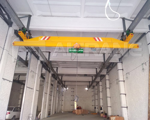 LX Underhung Bridge Crane