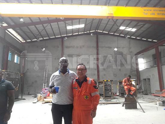 Aicrane Installation Service