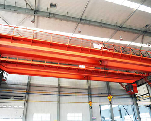 Double Girder Explosion Proof Overhead Crane Price