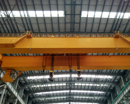 AQ-QD European Type Double Girder Overhead Crane Cost
