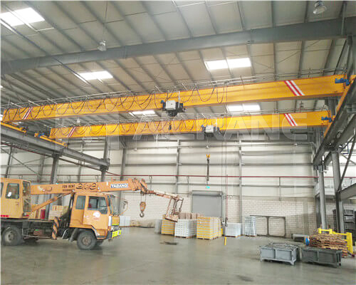 European Type Single Girder Crane Manufacturer