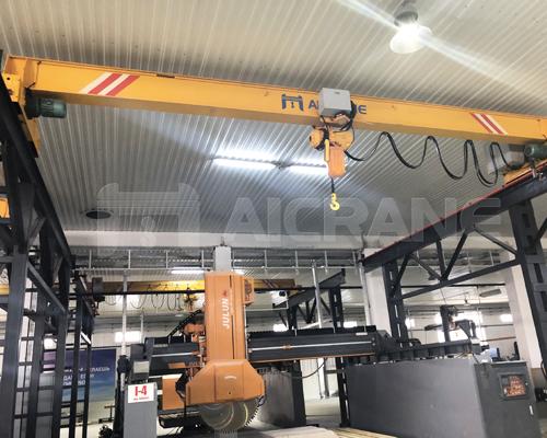 LD Single Girder Crane for Sale