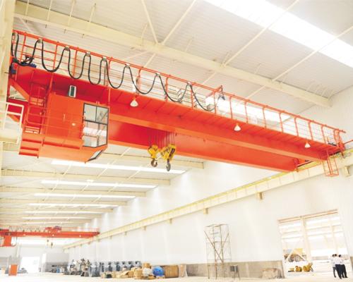 Warehouse Double Girder Overhead Crane Price